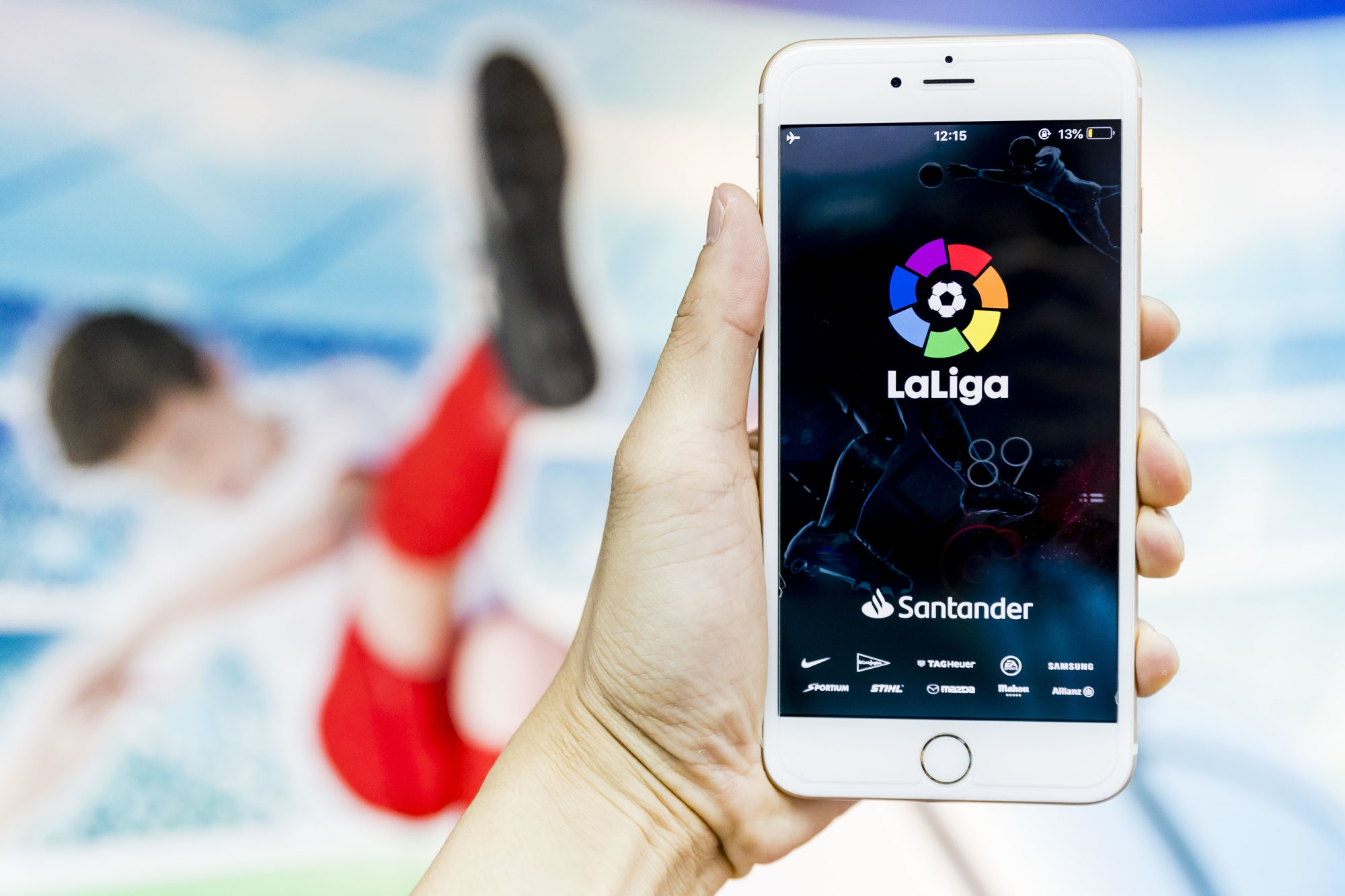 La Liga fined €250k for using its app to catch illegal soccer streams | DeviceDaily.com