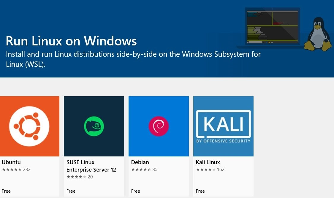 Microsoft's built-in Linux kernel for Windows 10 is ready for testing | DeviceDaily.com