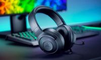 Razer launches its first lightweight Kraken headset