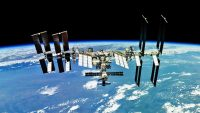 The International Space Station is now open for business and tourists