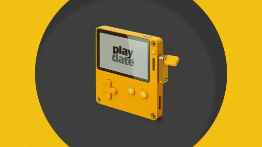 The world's most anticipated game console is a 1-bit handheld