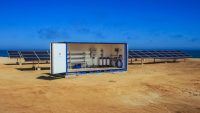 This desalination device delivers cheap, clean water with just solar power