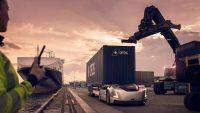 Volvo Trucks' autonomous vehicle is hauling goods in Sweden