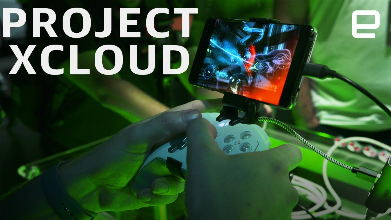 Xbox on a phone: Microsoft Project xCloud hands-on | DeviceDaily.com