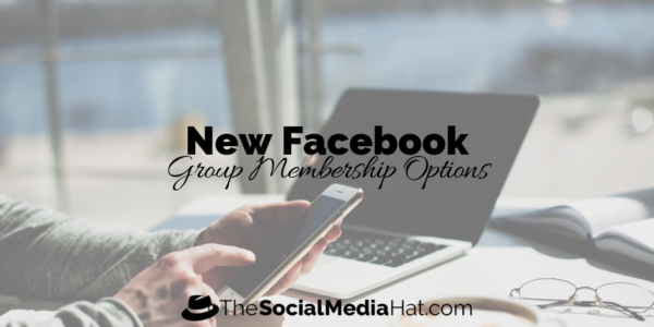 Facebook has added two wonderful improvements to Facebook Group membership today. | DeviceDaily.com