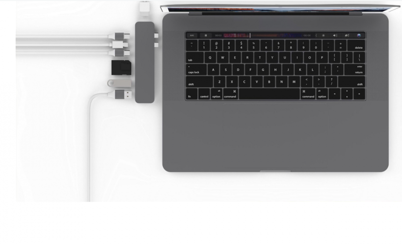 HyperDrive PRO 8-in-2: A Portable Solution With Added Value | DeviceDaily.com