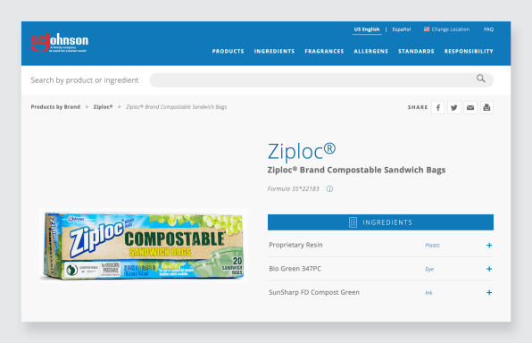 My search for compostable Ziplocs shows the huge branding problem for sustainable products | DeviceDaily.com
