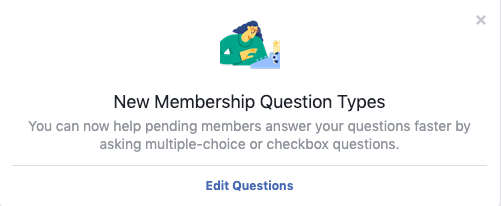 Facebook Improves Group Membership Functionality | DeviceDaily.com