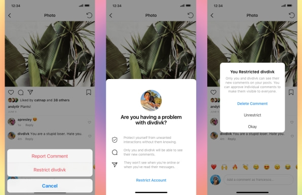 Hey Instagram bully, you might want to rethink that hurtful comment | DeviceDaily.com