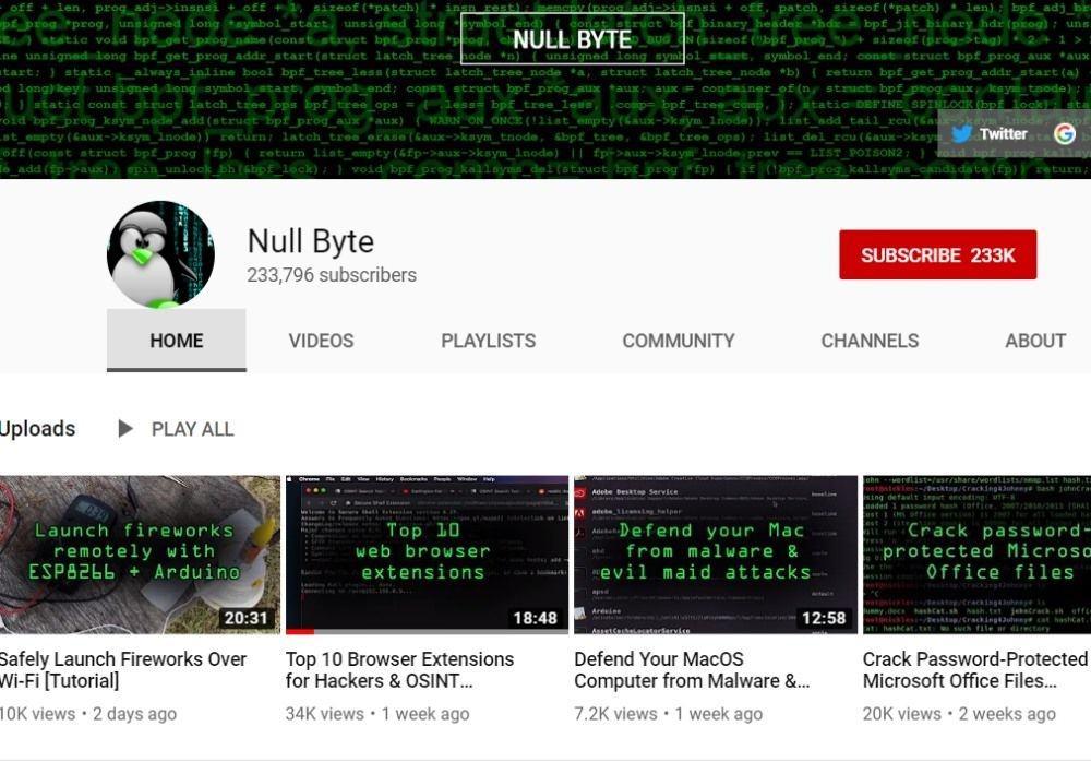 YouTube says its policy on 'instructional' hacking videos isn't new | DeviceDaily.com