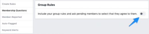 Facebook Improves Group Membership Functionality