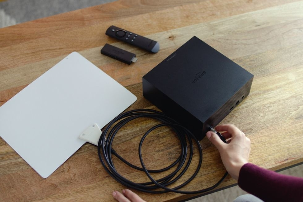 Amazon's Fire TV Recast DVR box is $100 off today | DeviceDaily.com