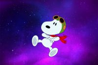 Apple previews its 'Peanuts' series 'Snoopy in Space'