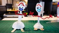 Disney licensed Toy Story 4's Forky for a $30 talking doll—I made one for $12