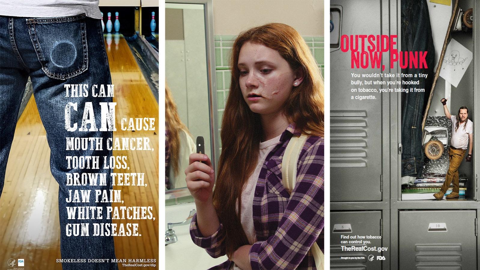 FDA targets teens with e-cigarette prevention ads | DeviceDaily.com