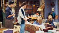 For some reason Pottery Barn is putting out a 'Friends' collection