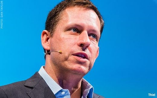 Google Working On AI In China Has Billionaire Peter Thiel, Others Raising Major Concerns