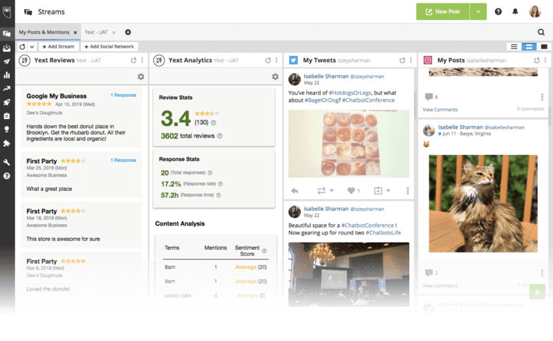 Hootsuite integrates Yext Reviews into its dashboard | DeviceDaily.com
