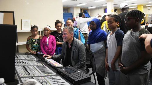 How one Bronx public school is fighting for hip-hop culture and arts education