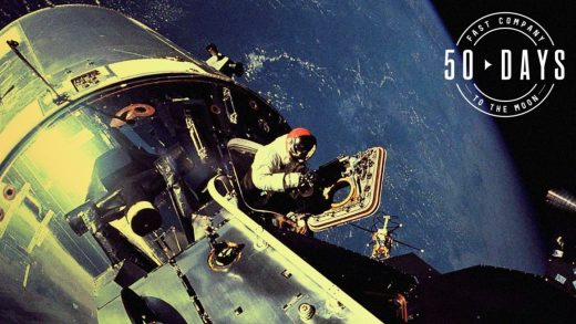 In National Geographic's 'Apollo: Missions to the Moon' and PBS' 'Chasing the Moon', the most arresting moments happen on Earth