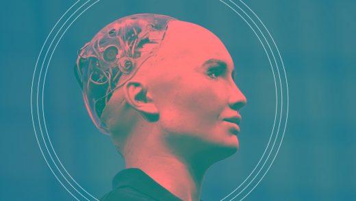 Jeffrey Epstein's money helped create that creepy robot parodied on 'Silicon Valley'