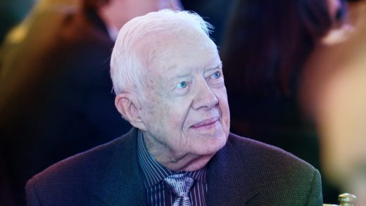 Jimmy Carter says Trump didn't really win the 2016 election