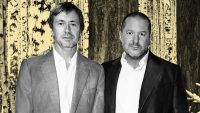 Jony Ive's design partner Marc Newson once made a $300K samurai sword