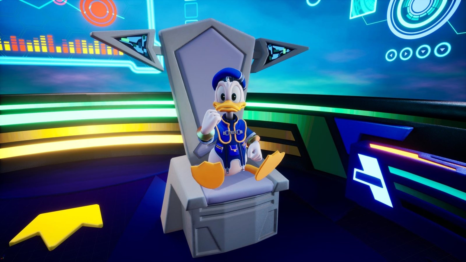 'Kingdom Hearts: VR Experience' part two is adding the Olympus Coliseum   DeviceDaily.com