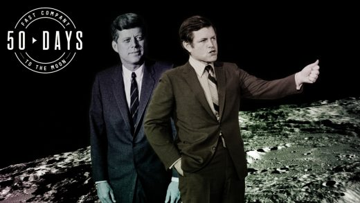 Lost to history: The convergence of the first Moon landing and Chappaquiddick