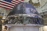 NASA's Orion crew capsule is ready for its uncrewed trip to the Moon