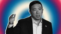 People are mad that Andrew Yang got the least speaking time at the Democratic debate