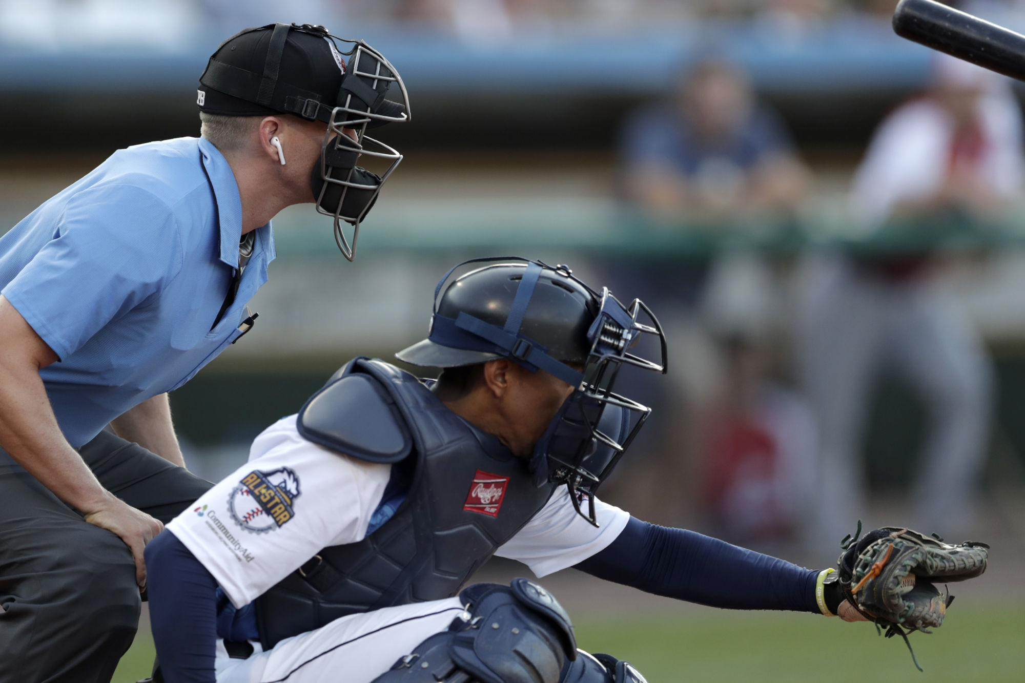 'Robot umpire' helps call balls and strikes in Atlantic League All-Star Game | DeviceDaily.com