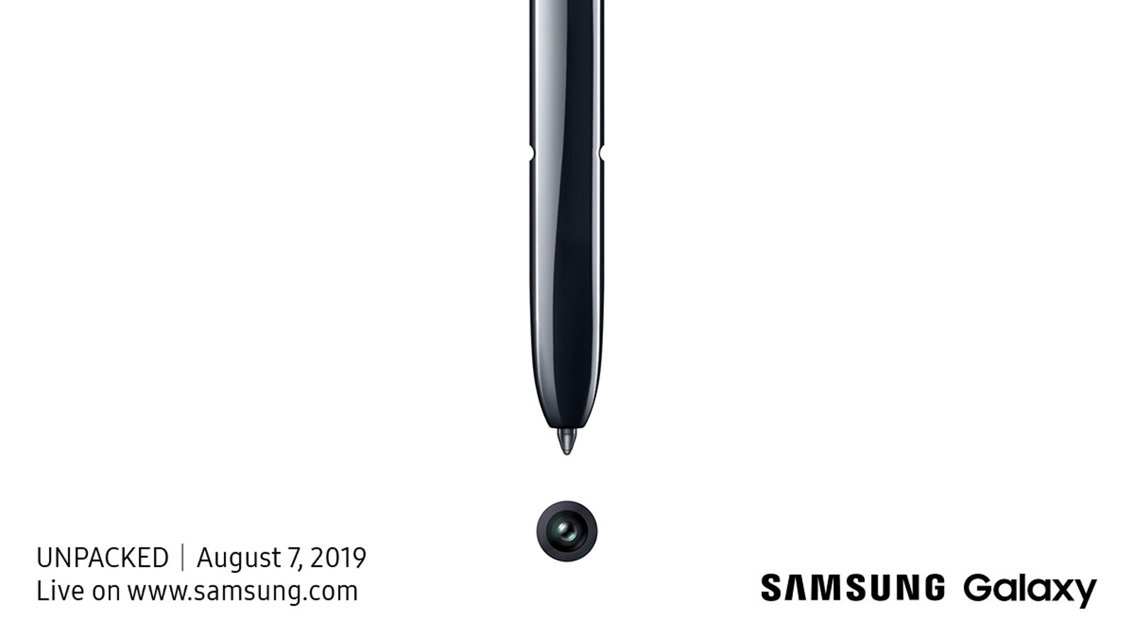Samsung will unveil the Galaxy Note 10 on August 7th | DeviceDaily.com