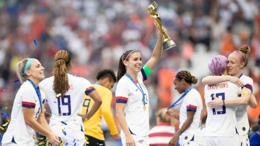 The U.S. women's soccer team just smashed another myth about the gender pay gap in sports