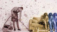 The simple reason why men do less housework, on average, than women