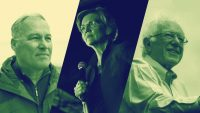 The top three 2020 candidates on climate change, ranked