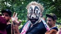 To thwart face recognition, maybe just wear Juggalo makeup