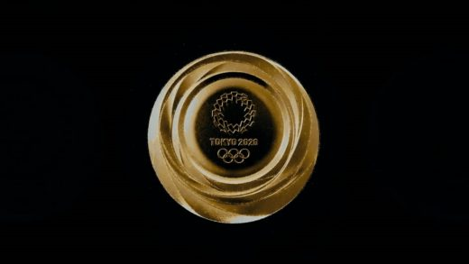 Tokyo unveils 2020 Olympic medals made from old gadgets