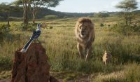 Inside the virtual production of 'The Lion King'