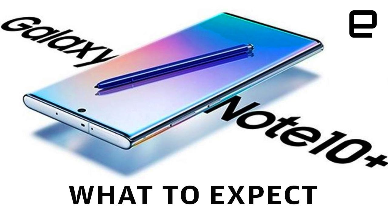 What to expect from Samsung's Galaxy Note 10 event | DeviceDaily.com