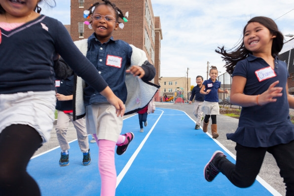 There's a simple way to give 20 million Americans access to parks: Let them use school playgrounds | DeviceDaily.com