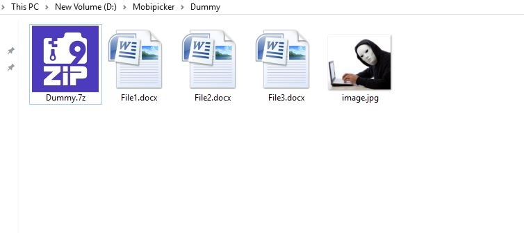 How To Hide Files Within Images [Pictures]   DeviceDaily.com