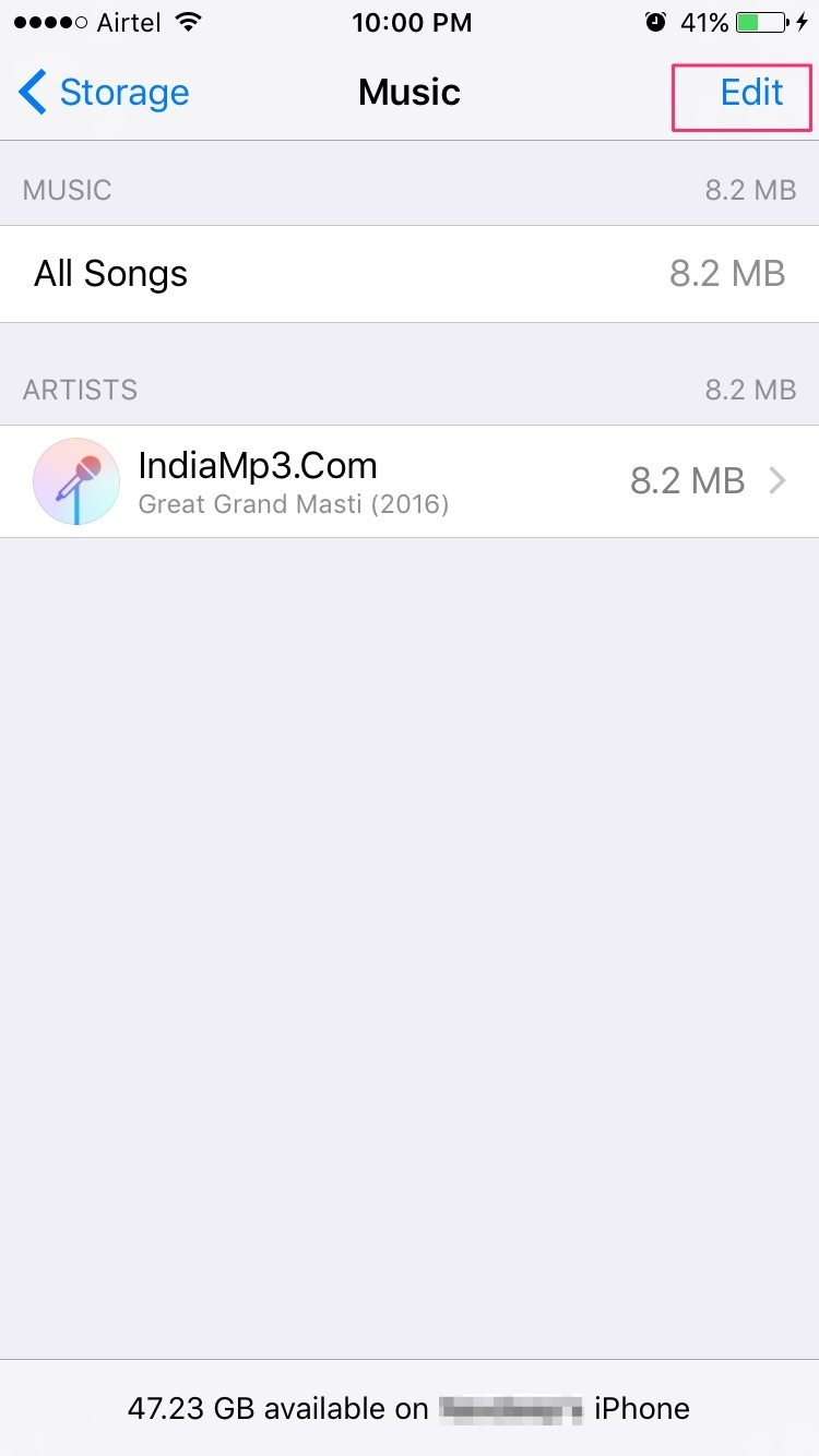 How to Delete Songs from iPhone and iPad (Step-by-Step) | DeviceDaily.com