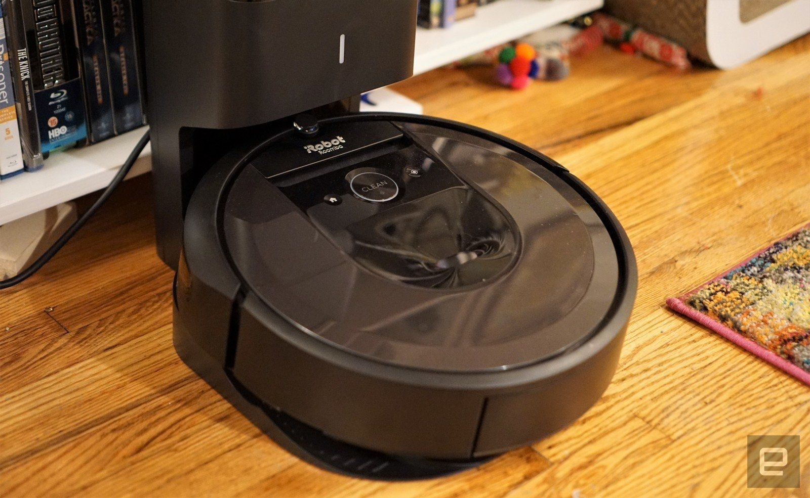 The Roomba i7+ is a step forward for home robots | DeviceDaily.com