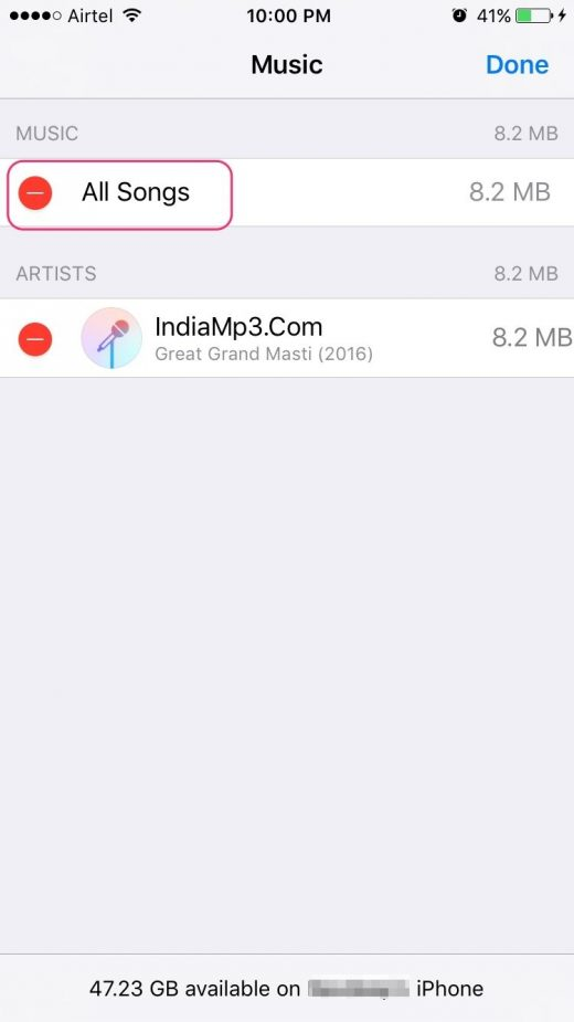 How to Delete Songs from iPhone and iPad (Step-by-Step)
