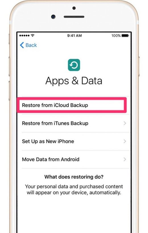 How to Restore iPhone from iCloud Backup (Step-by-Step)