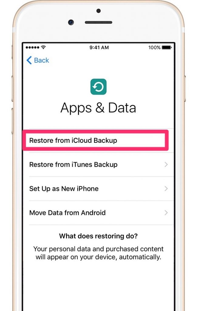 How to Restore iPhone from iCloud Backup (Step-by-Step) | DeviceDaily.com