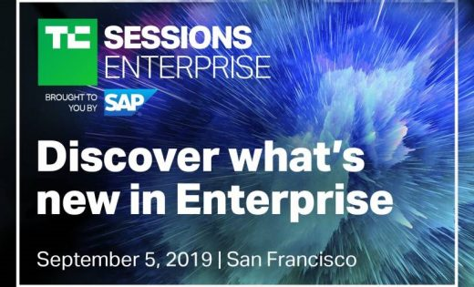 Buy-One-Get-One Free Sale – TC Sessions: Enterprise 2019