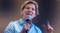 Elizabeth Warren said what everyone was thinking and won the Democratic debate with one line