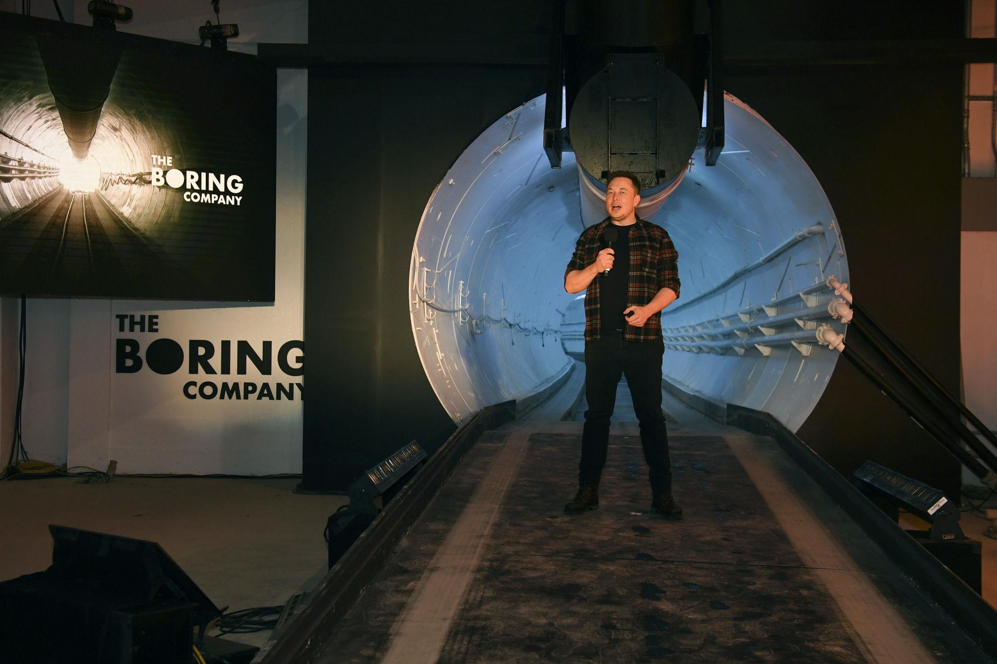 Elon Musk's Boring Co. raises $120 million in outside funding   DeviceDaily.com